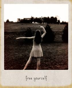 free yourself from what restrains you