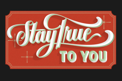 betype:  New Lettering and Illustration Work
