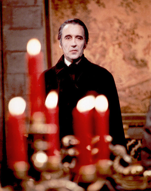 anotherstateofmind67:   Christopher Lee in Scars of Dracula (1970)