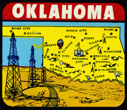 Stay Strong Oklahoma!