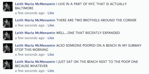 I know that people pretend that Long Island City is cool and chic and that Jet Blue and PS 1 legitimize it in some way but…no.