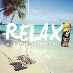 Saturday Simmer down are you relaxing with Marley's Mellow Mood? #mellowmood