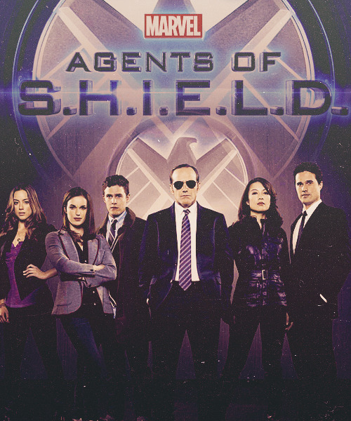 It's a go: 'Marvel's Agents of SHIELD' series order