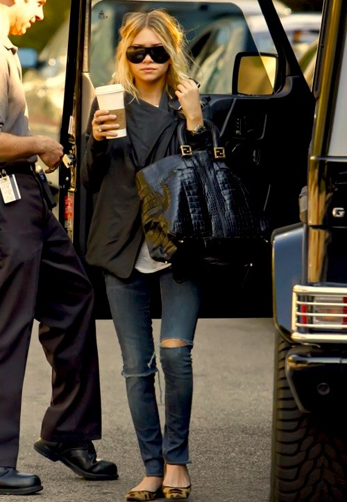 celebinspire:  Ashley Olsen