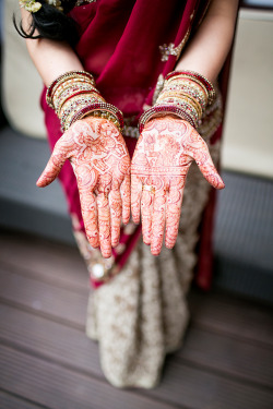 beautifulindianbrides:  Photo by:Sachin Khona