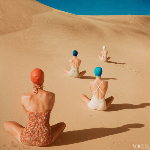 Vogue USA 1949 Cover —RZ