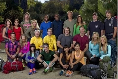 They're here!!! Meet the brand new cast of The Amazing Race 22!! Click the pic to see who will compete. The cast includes twins, fire fighters, and even descendants of John Wayne!