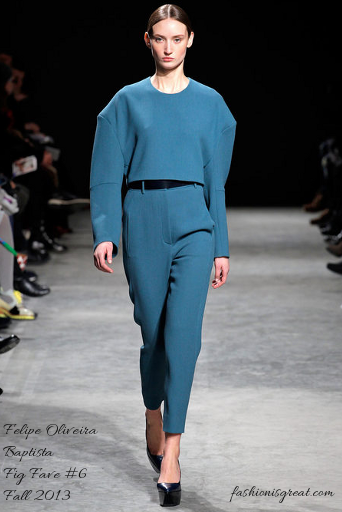 Felipe Oliveira Baptista Fall 2013 Ready to Wear FIG Fave #6 of 7