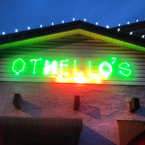 Playing tonite! #othellos #norman #oklahoma  (at Othello's)