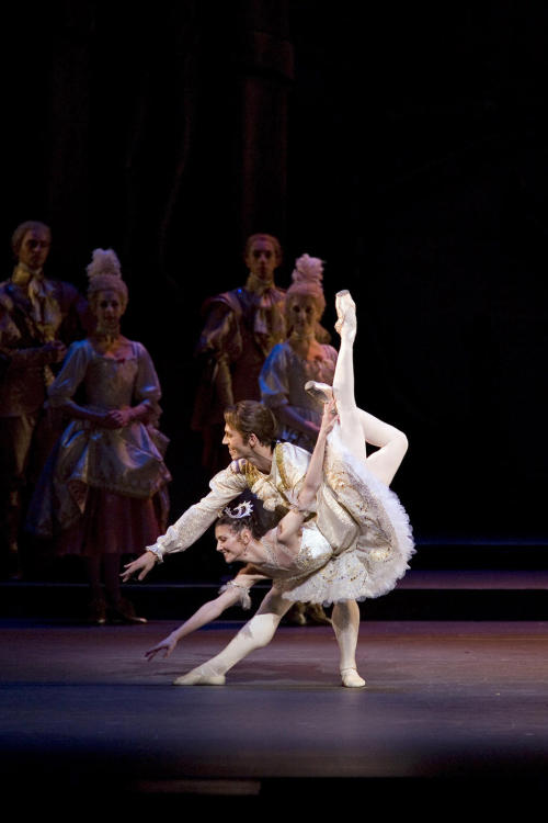 Alina Cojocaru, Johan Kobborg Sleeping beauty