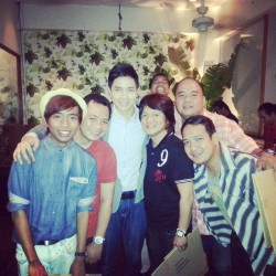 @aldenrichards02 with PEP contributors