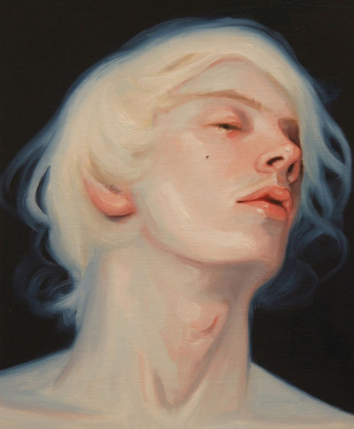 pikeys:  Peak A Boo, 2011 by Kris Knight