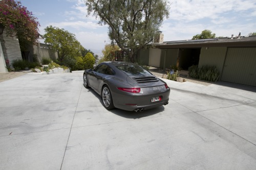 grapesmc:  On Arrival, 2012  via Porsche's Euro Delivery program Photo by Rob Maigret