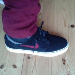 Shoegame of today: #Nike SB #Janoski #WDYWT