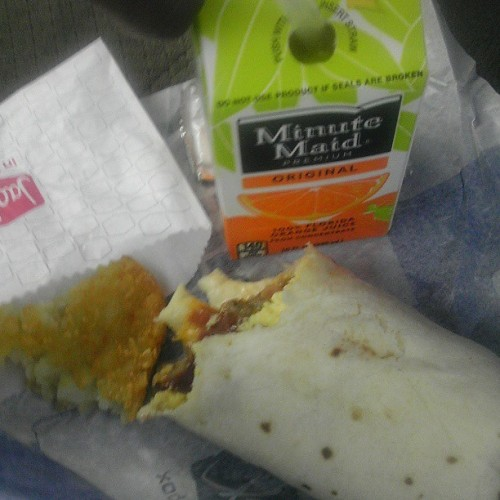 My Breakfast this Moring »» Btw GoodMorning :)