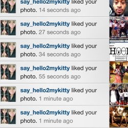 S/O To @say_hello2mykitty For Showing Love #hoodwinked