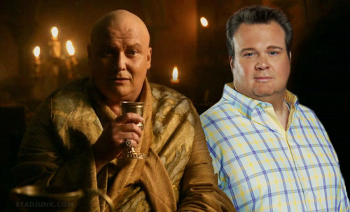 Next episode of Game of Thrones, Lord Varys' twin brother Cam visits Kings Landing!