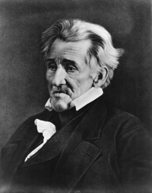 iamyourplaywright:  Piscean Of The Day: Andrew Jackson(U.S. Seventh President)born March 15, 1767