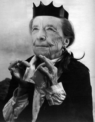 Louise Bourgeois for Helmut Lang.