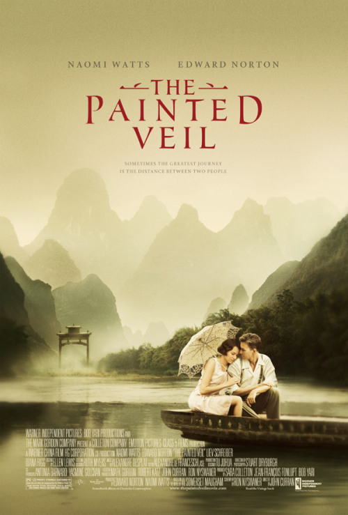 Film challenge 2013: 17. The painted veil