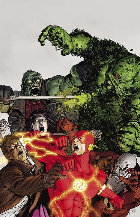 Justice League Dark #20 - Mikel Janin