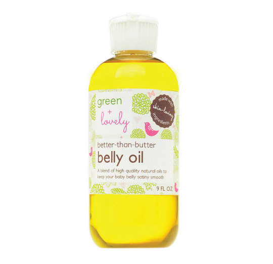 belly oil for stretch marks during pregnancy