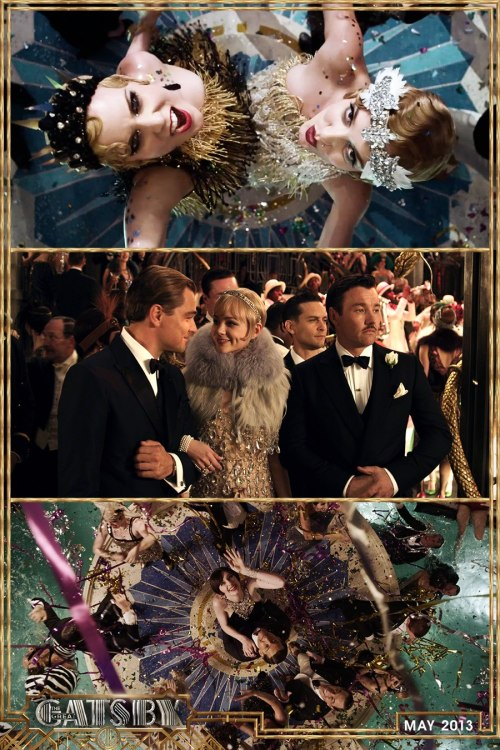 gatsbymovie:  A little party never killed nobody. Everyone's invited: http://thegreatgatsby.mobi/