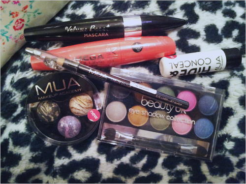 Make up Haul.