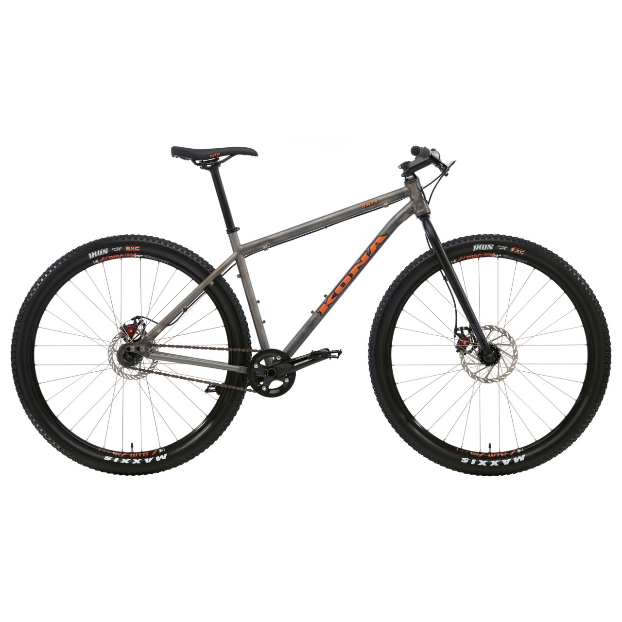 "Kona Unit 29"", 2013's raw steel finish is lovely"