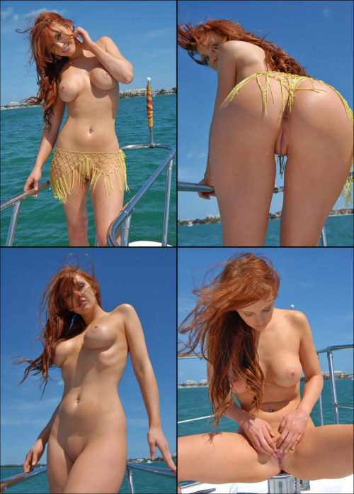 herebeapirate:  Veronica Ricci in Hot and Sticky by Muffia.com