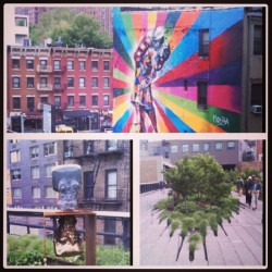 Best place in #nyc #highlinepark #newyork