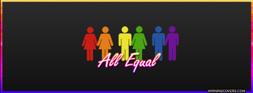lgbtgivesmehope:  [All Equal]  Indeed.