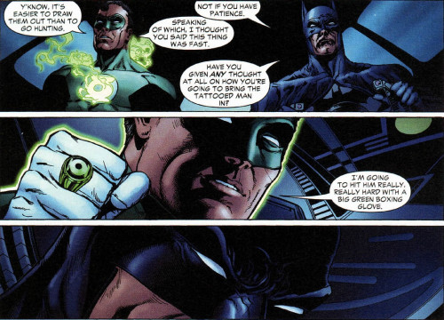 georgietheonemanorgy:  A Batman/Green Lantern book »»»»» the upcoming Batman/Superman book