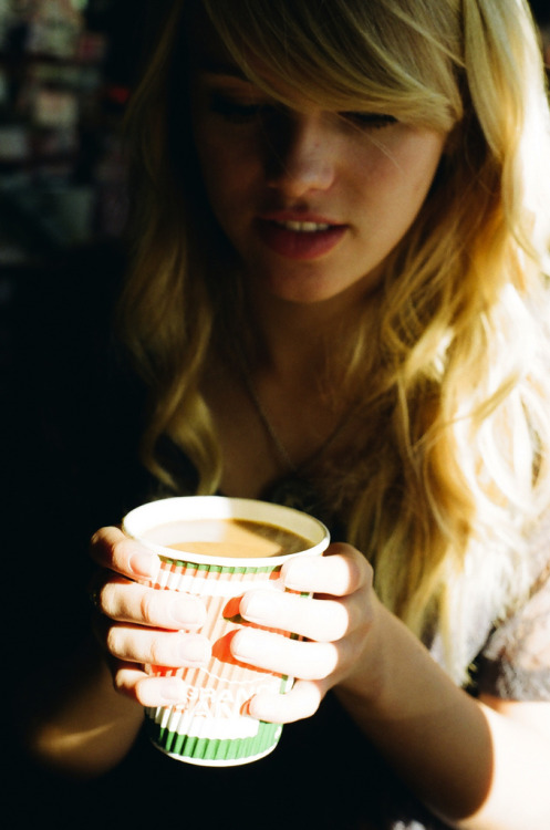 vintagefoods:  Coffee (by Sean Gilchrist)