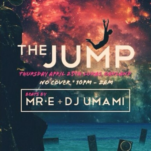 Every 4th Thursday I team up with @papalote415 at Luka's for The Jump. Come say hi! #nocover #oakland #nightlife  (at Luka's Taproom & Lounge)