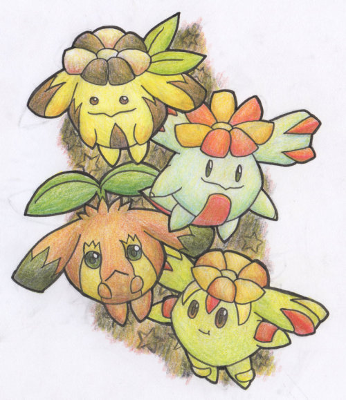 nationalpokedex:  These are adorable!!!