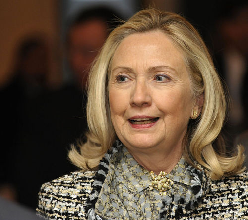 "quickhits:  Poll: voters trust Hillary over GOP on Benghazi. Republicans' fixation on Benghazi isn't doing them any good — and may actually be backfiring.  Public Policy Polling: PPP's newest national poll finds that Republicans aren't getting much traction with their focus on Benghazi over the last week. Voters trust Hillary Clinton over Congressional Republicans on the issue of Benghazi by a 49/39 margin and Clinton's +8 net favorability rating at 52/44 is identical to what it was on our last national poll in late March. Meanwhile Congressional Republicans remain very unpopular with a 36/57 favorability rating. Voters think Congress should be more focused on other major issues right now rather than Benghazi. By a 56/38 margin they say passing a comprehensive immigration reform bill is more important than continuing to focus on Benghazi, and by a 52/43 spread they think passing a bill requiring background checks for all gun sales should be a higher priority.  So Republicans think they've moved on from gun violence and can now dick around trying to gin up outrage over Benghazi, only to have the public ask, ""Why are you screwing around with this Benghazi stuff? Where are our background checks?"" Bonus hilarity; behold Republican voters' complete lack of any sense of proportion:  While voters overall may think Congress' focus should be elsewhere there's no doubt about how mad Republicans are about Benghazi. 41% say they consider this to be the biggest political scandal in American history to only 43% who disagree with that sentiment. Only 10% of Democrats and 20% of independents share that feeling. Republicans think by a 74/19 margin than Benghazi is a worse political scandal than Watergate, by a 74/12 margin that it's worse than Teapot Dome, and by a 70/20 margin that it's worse than Iran Contra.  I often use the hyperbolic statement to poke fun at conservative overreaction and make a point, but a significant percentage of Republicans literally believe that Benghazi is the worst thing ever! How out of touch are these people? For Republicans, this is the worst scandal in American history. For everyone else it's a typical Washington timewaster. [photo via Wikimedia Commons]"