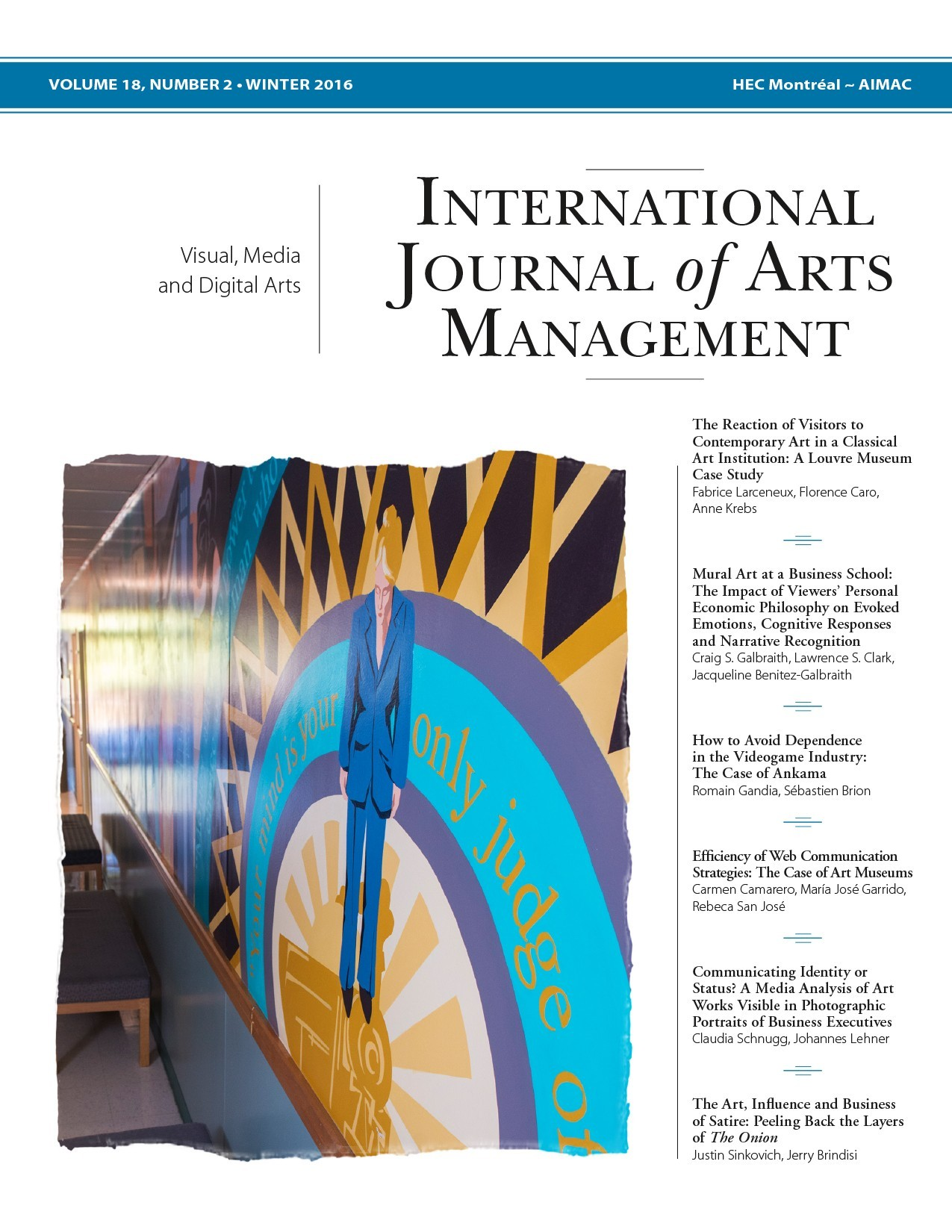 Academy of management journal case study