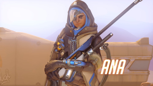 lintufriikki:THE REAL OVERWATCH MOMI trust her with my life she can put me to sleep anytime