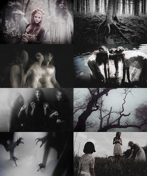 allinye:  FIGURES OF NORSE MYTHOLOGY: NORNS    The Norns are female beings who control the destinies of gods and mortals. The most important of these beings are Urd (Fate), Skuld (Being), and Verdandi (Necessity). They guard the well Urðarbrunnr, located beneath Yggdrasil in Asgard, keeping the World Tree healthy by pouring water and mud from the well on its roots. In other myths, there is a Norn present at every birth, and she has control over how the newborn's life with unfold.