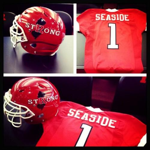 sbnation:  Here's Rutgers' uniforms for their football spring game, representing the 90 towns affected by Hurricane Sandy.  Wonderful.