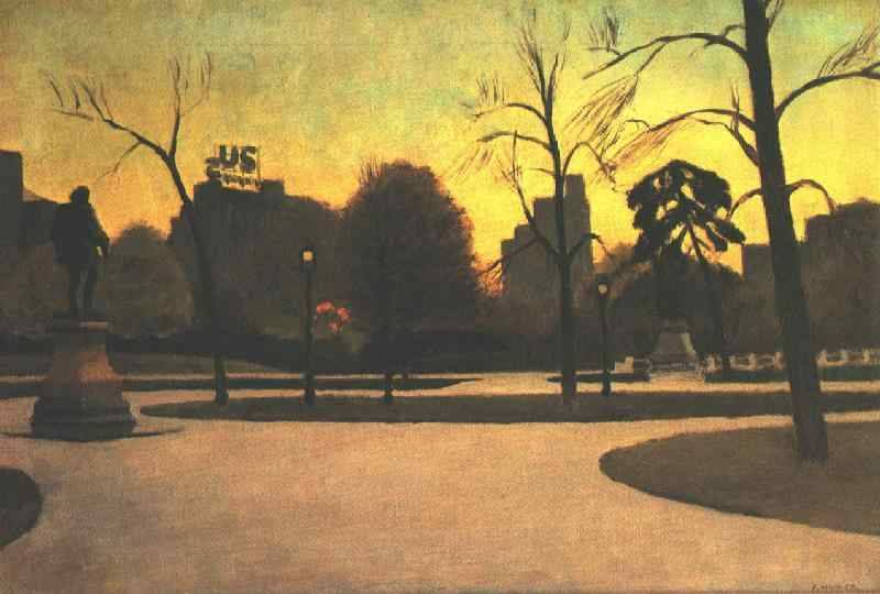 nevver:  Shakespeare at Dusk, Edward Hopper