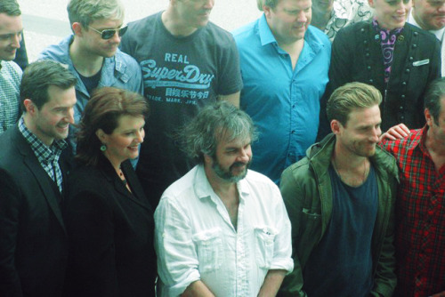 "The Hobbit Cast & Crew arrive in Wellington for the World Premiere of ""An Unexpected Journey"""