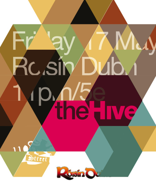 110th St resident DJs Cyril Briscoe & Cian Ó Cíobháin return under their revived Hive banner to Róisín Dubh on Friday 17th May. While 110th St is where we play mostly current four-to-the-floor records, The Hive is many clubs rolled into one. It's where we get to draw on all corners of our record collections, old & new, with the onus on joining the dots between disco, house, hip-hop, Italo, techno, post-punk, new wave & lost classics. Anything to keep the party rolling. Doors eleven thirty / A fiver in.