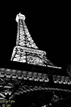 Las VegasUnder the  Eiffel Tower