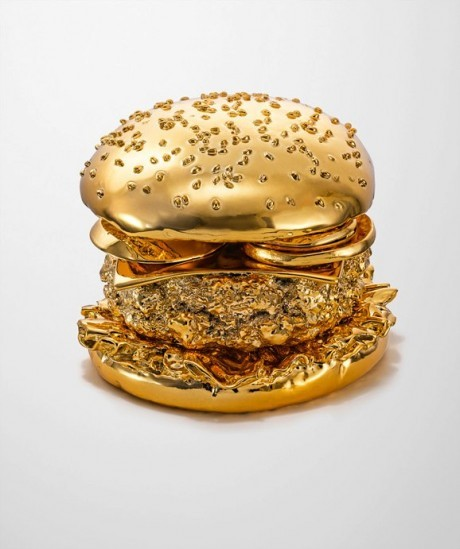 snapmagazine:  golden burger