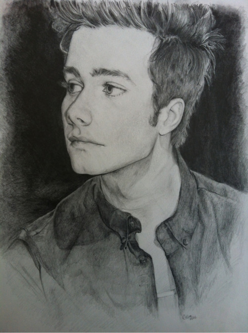 sully-bean:  chris colfer <33 hope you like it!!! :) xoxox