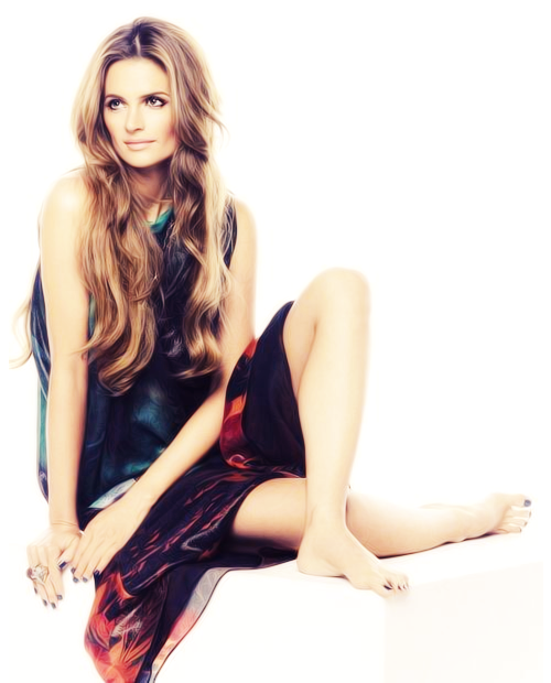 Stana Katic for Alexa, march 2013