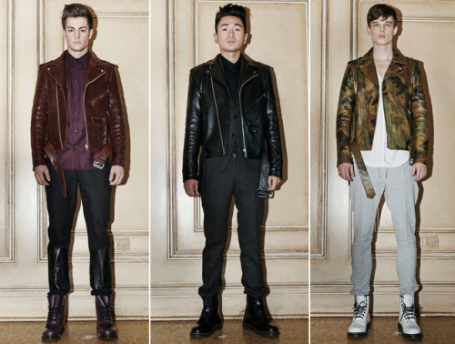 Pyer Moss makes one slick leather jacket.