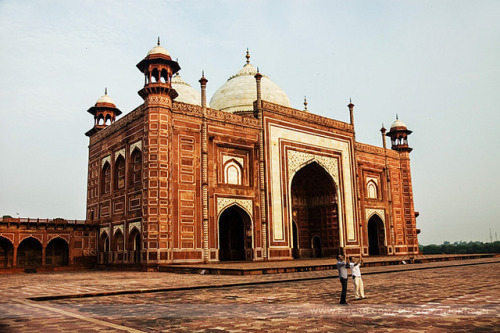 just-wanna-travel:  Agra, India